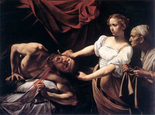 Caravaggio judith in Rome.jpg